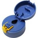 Uzáver pre dojčenskú sériu 110010 a 310090 (stupeň 3) - modrá