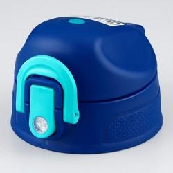 Hydratačný uzáver pre detskú termosku s dvoma uzávermi