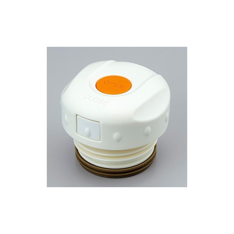 Skrutkovací uzáver pre detskú termosku s dvoma uzávermi