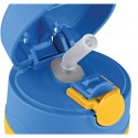 Dojčenská termoska - modrá