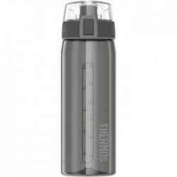 Hydratačná fľaša - sivá