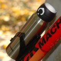 Mobilný termohrnček - nerez (termo-fľaša na bicykel)