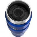 Vodotesný termohrnček - modrá