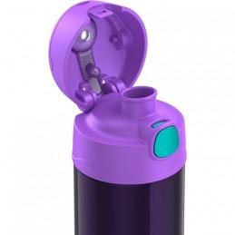 Hydratačný uzáver pre detskú sériu 12001x a 12002x - svetlo fialová