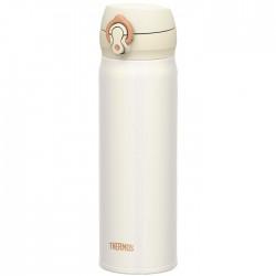 Mobilný termohrnček – perleťovo biela