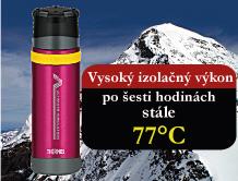 Thermos - outdoorová termoska izolačný výkon