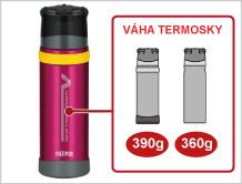 Thermos - outdoorová termoska váha